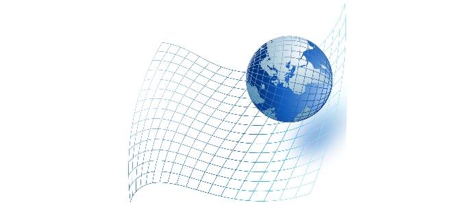 Dünya Haritası İllüstrasyonu