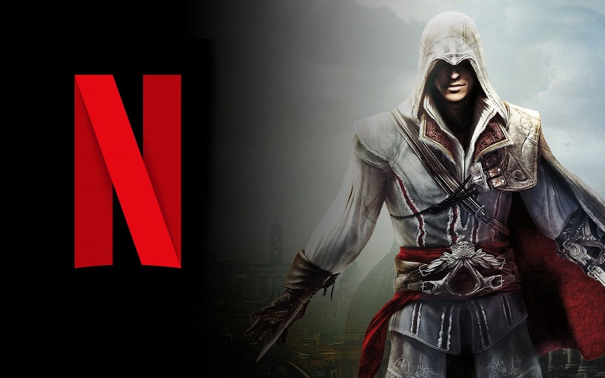 Assassin's Creed Dizisi Netflix de