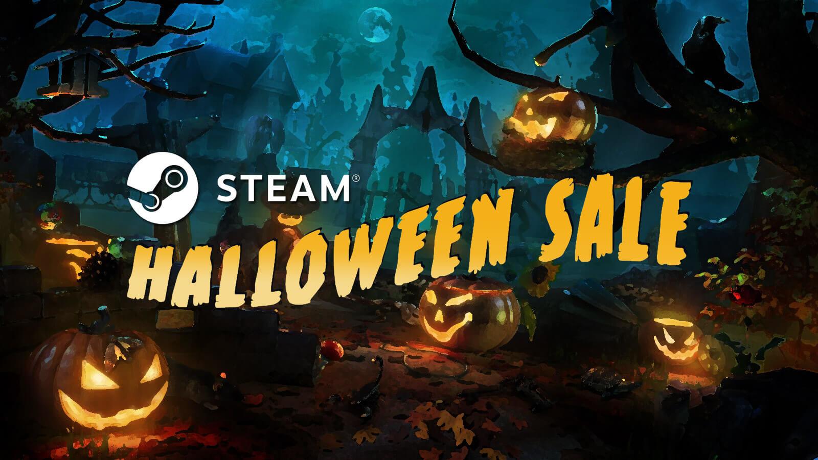 Epic Games'in ardından Steam de Cadılar Bayramı İndirimini Başlattı