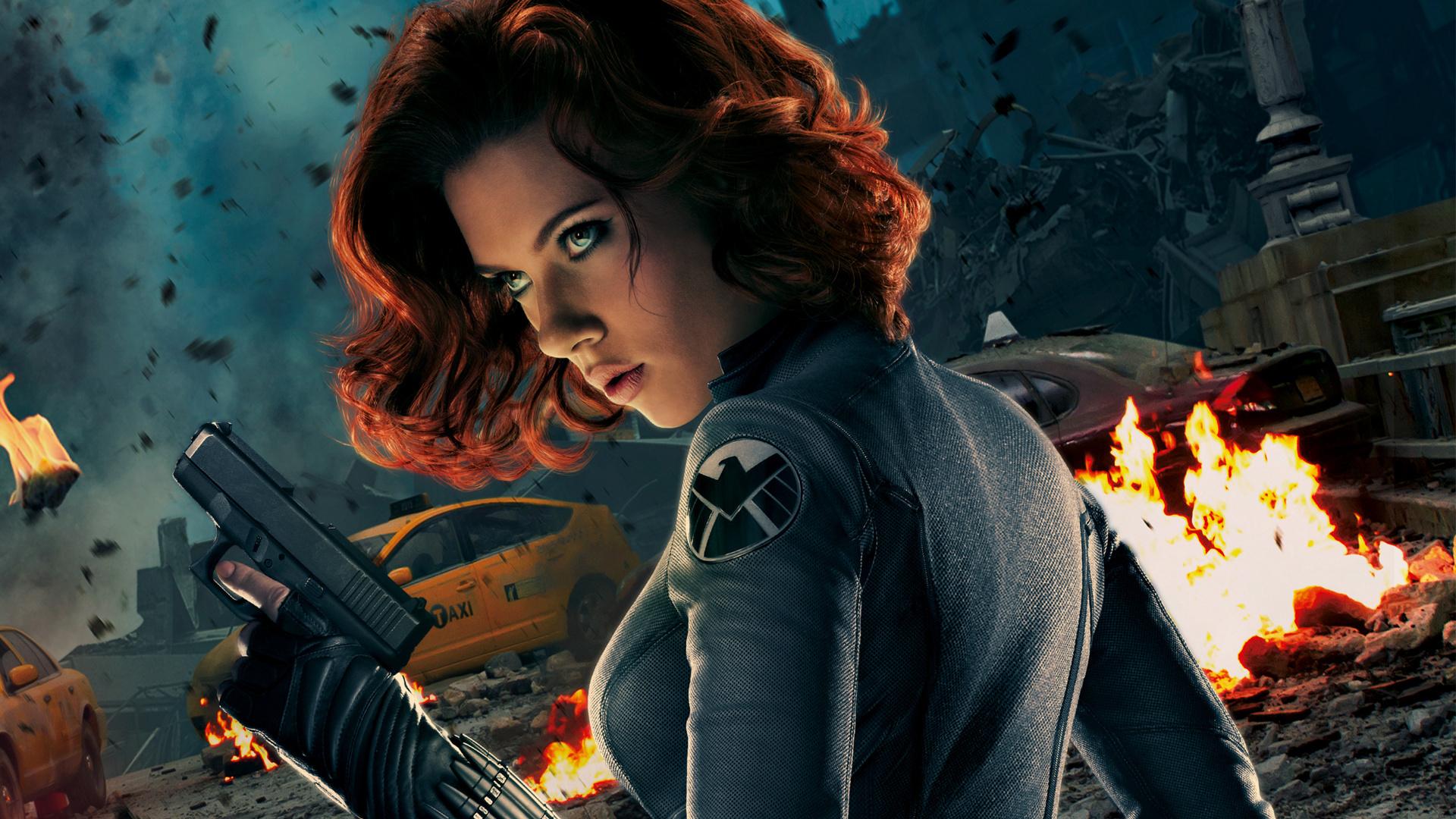 Marvel'ın Beklenen Filmi Black Widow'un Set Görüntüleri İnternete Düştü