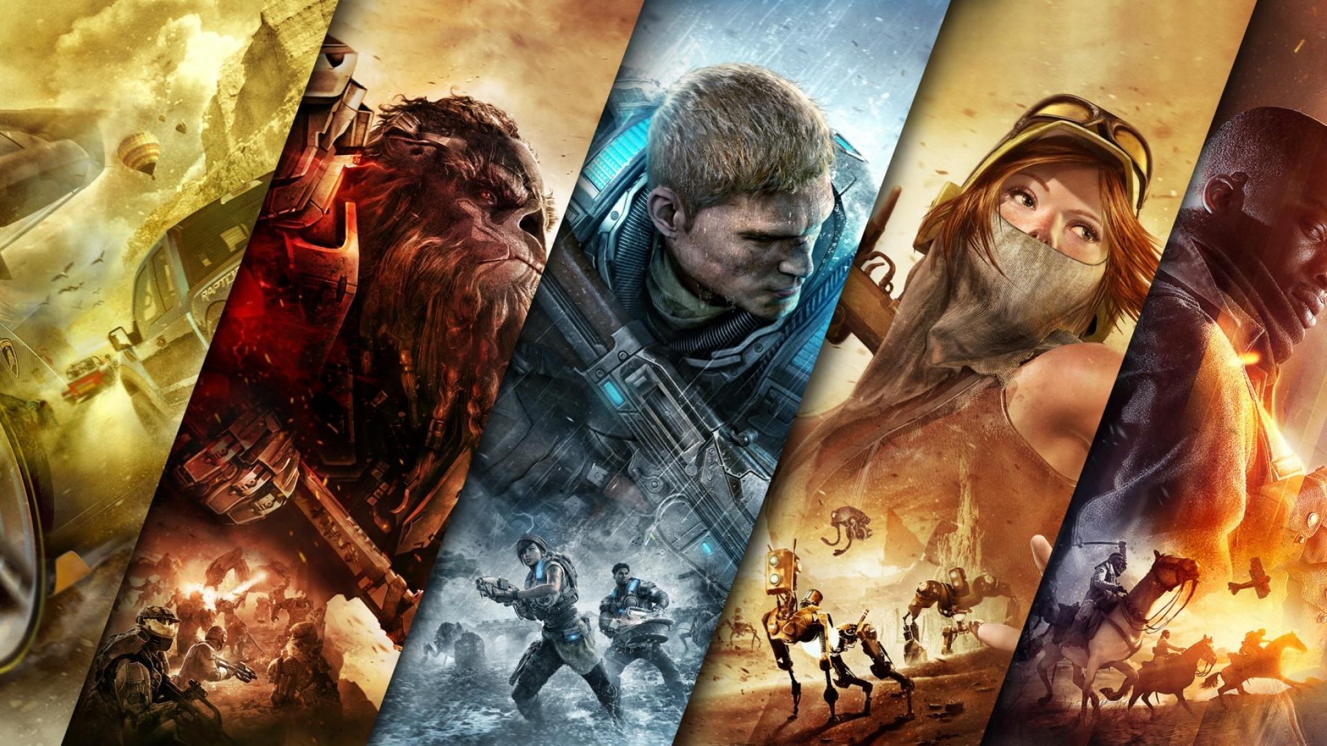 Xbox Series X ve Series S için optimize edilmiş 31 oyun