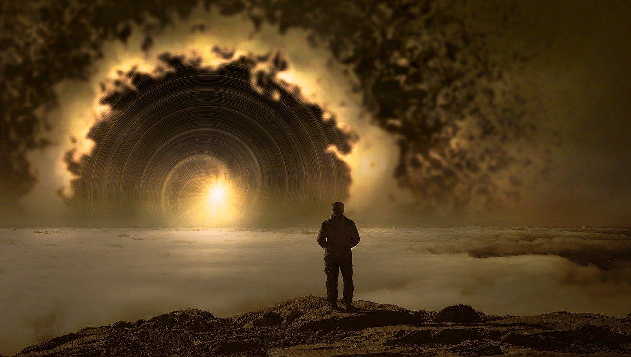 Kara Deliklerin Garip Özellikleri: Zaman Tersine Akıyor